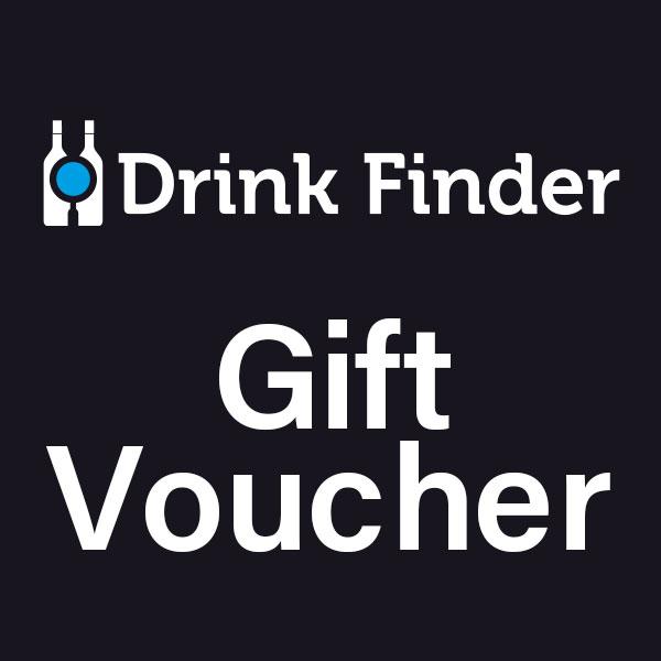 Drinkfinder Gift Voucher