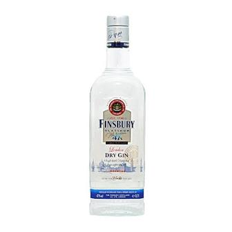 Finsbury Platinum Dry Gin 47% 70cl thumbnail