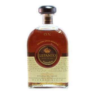 Lepanto Gran Reserva OV Brandy 70cl thumbnail