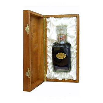 Armagnac 50 years old In wood Box Baron de Signognac 40% 70cl thumbnail