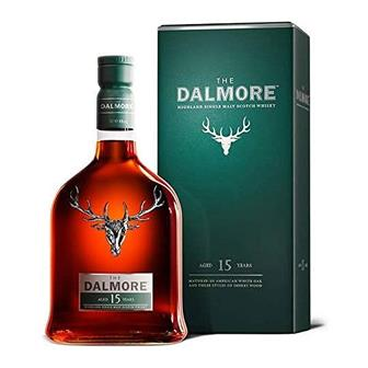 Dalmore 15 Year Old Single Malt Whisky 70cl thumbnail