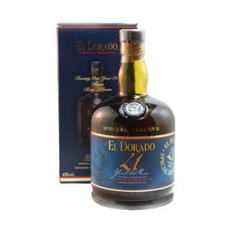 El Dorado 21 years old 43% 70cl thumbnail