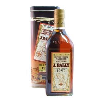 J Bally Rhum 1997 45% 70cl thumbnail