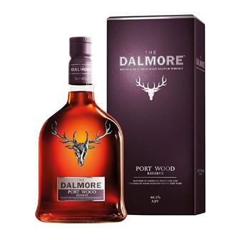 Dalmore Port Wood Reserve Single Malt Whisky 70cl thumbnail