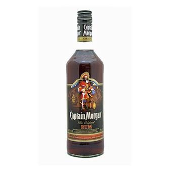 Captain Morgans Rum 40% 70cl thumbnail