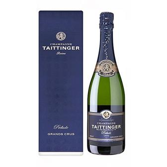 Taittinger Prelude Grands Crus Brut Champagne 75cl thumbnail