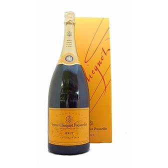Veuve Clicquot Yellow Label Champagne 12% 150cl thumbnail