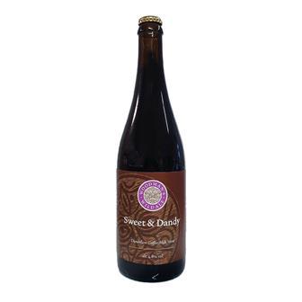 Woodman's Wild Ale 'Sweet & Dandy' Dandelion Coffee Milk Stout 4.8% 750ml thumbnail