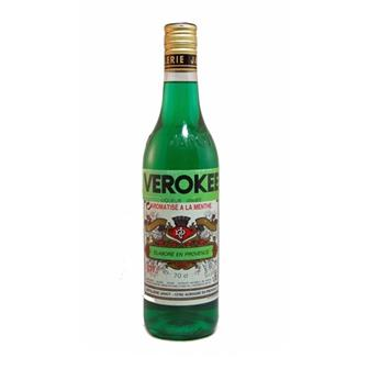 Janot Verokee Pastis (with menthe) 41% 70cl thumbnail