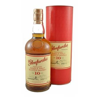Glenfarclas 10 years old 40% 70cl thumbnail