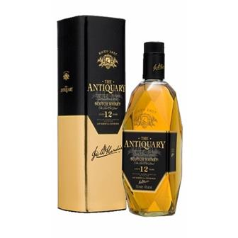 Antiquary 12 years old 40% 70cl thumbnail