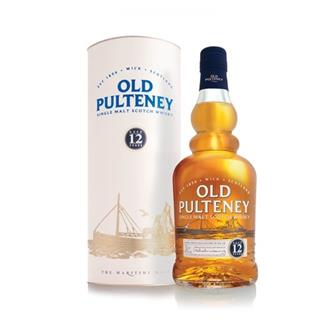 Old Pulteney 12 years old 40% 70cl thumbnail