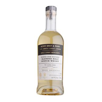 Berry Bros & Rudd Classic Peated Cask Blended Malt Whisky 70cl thumbnail