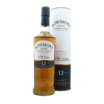 Bowmore 12 years old 40% 70cl thumbnail
