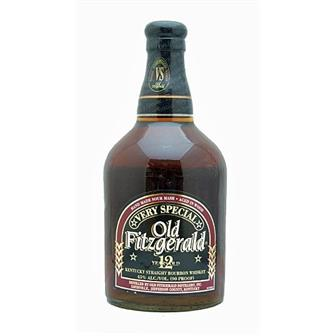 Old Fitzgerald 12 years old 45% 75cl thumbnail