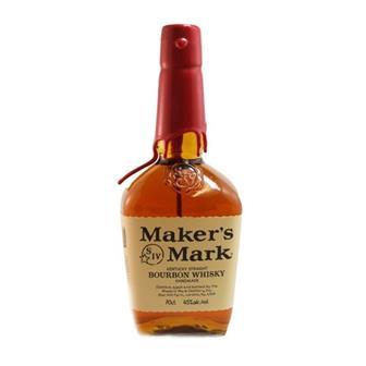 Makers Mark Bourbon 45% 70cl thumbnail