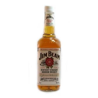 Jim Beam Bourbon 40% 70cl thumbnail