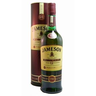 Jamesons 12 years old 40% 70cl thumbnail