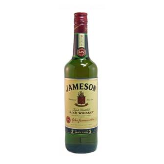 Jamesons Irish Whiskey 40% 70cl thumbnail