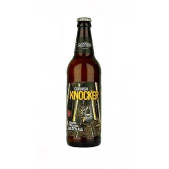 Skinner's Cornish Knocker 4.5% vol 500ml thumbnail