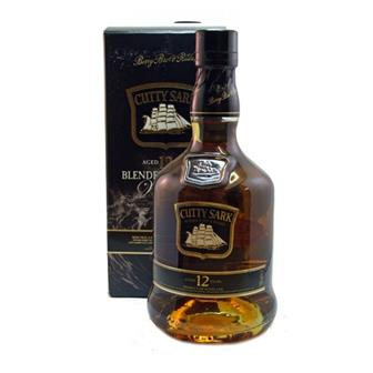Cutty Sark 12 years old 40% 70cl thumbnail