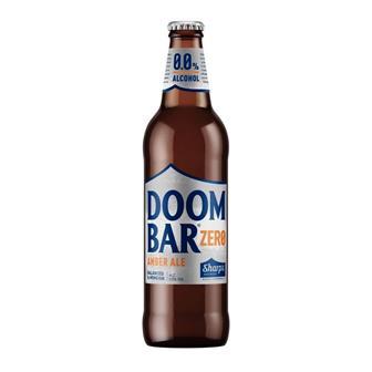 Sharps Doom Bar Zero 0% Alcohol Free 500ml thumbnail