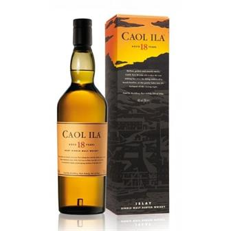 Caol Ila 18 years old 43% 70cl thumbnail