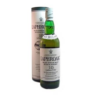 Laphroaig 10 years old 40% 70cl thumbnail