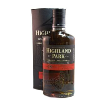 Highland Park 18 years old 43% 70cl thumbnail