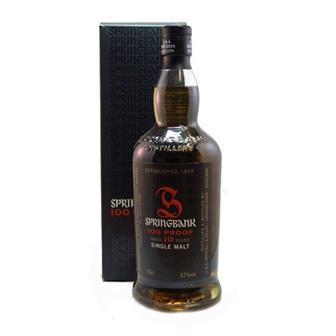 Springbank 100 proof 10 years old 57% 70cl thumbnail