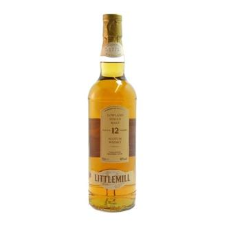 Littlemill 12 years old 40% 70cl thumbnail