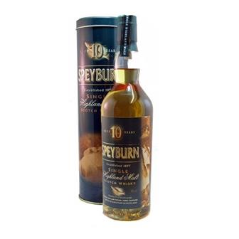 Speyburn 10 years old 40% 70cl thumbnail
