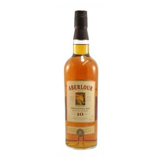Aberlour 10 years old 40% 70cl thumbnail