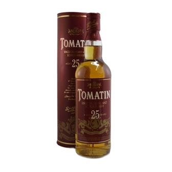 Tomatin 25 years old 40% 70cl thumbnail
