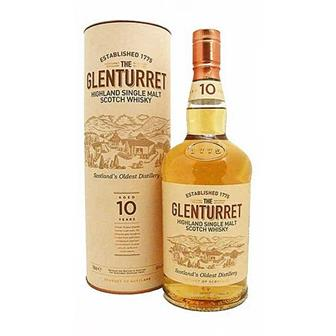 The Glenturret 10 years old 40% 70cl thumbnail