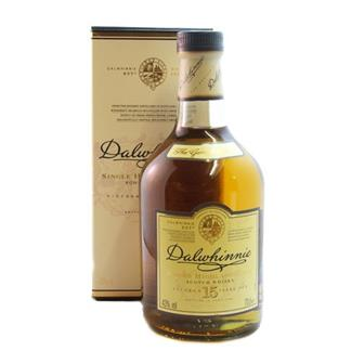 Dalwhinnie 15 years old 43% 70cl thumbnail