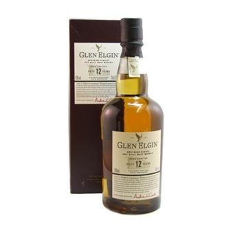 Glen Elgin 12 years old 43% 70cl thumbnail
