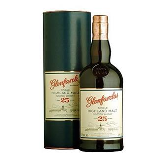 Glenfarclas 25 years old 70cl thumbnail