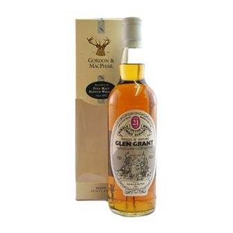 Glen Grant 21 years old 40% 70cl thumbnail