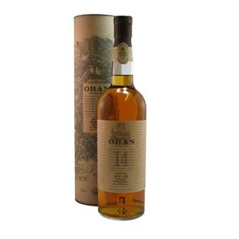Oban 14 years old 43% 70cl thumbnail