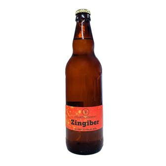 Atlantic Brewery Zingiber Real Ginger Beer 5.0% 500ml thumbnail