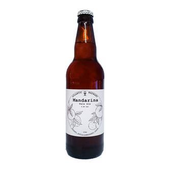 Atlantic Brewery Mandarina Organic Pale Ale 4.2% 500ml thumbnail