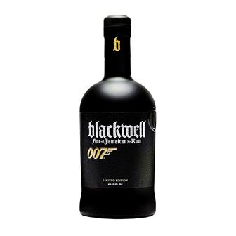 Blackwell Limited Edition 007 James Bond Rum 70cl thumbnail