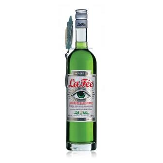 La Fee Absinthe Parisian 68% 70cl thumbnail