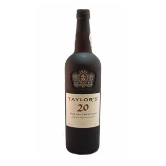 Taylors 20 years old Tawny Port 20% 75cl thumbnail