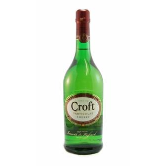 Croft Particular Amontillado Sherry 17.5% 75cl thumbnail