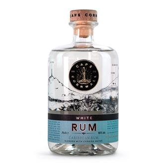 Cape Cornwall White Rum 70cl thumbnail