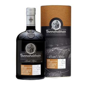 Bunnahabhain 2008 Manzanilla Cask Single Malt 70cl thumbnail