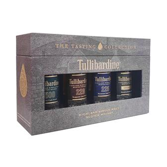 Tullibardine Tasting Collection Pack 4x5cl thumbnail
