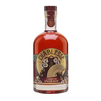 Diablesse Clementine Spiced Rum 70cl thumbnail